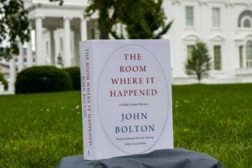 John Bolton PDF Leak